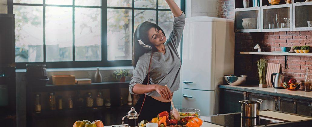 10 tips para preparar una comida súper saludable