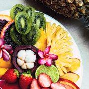 Plato Fruta