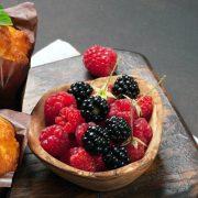 Muffins de Cúrcuma