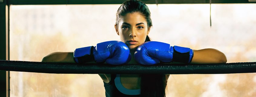 Chica Boxing